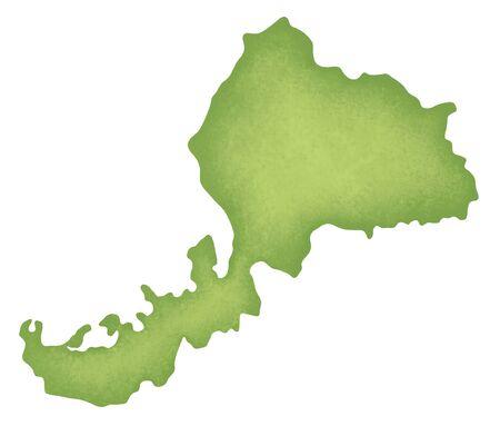 prefecture: Fukui Prefecture map
