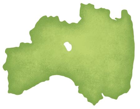 fukushima: Fukushima Prefecture map