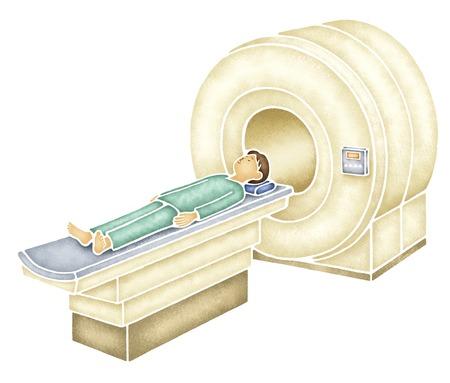 magnetic resonance imaging: Magnetic resonance imaging