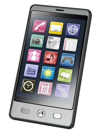 phone: Smart phone