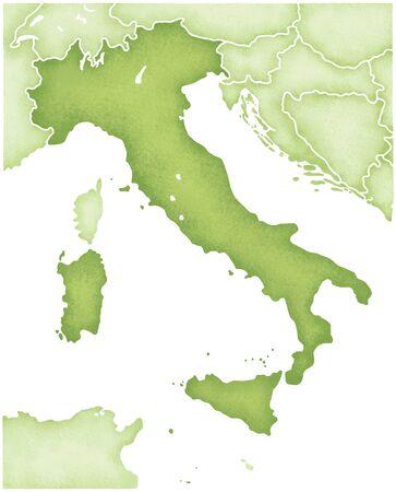 italy map: Italy Map