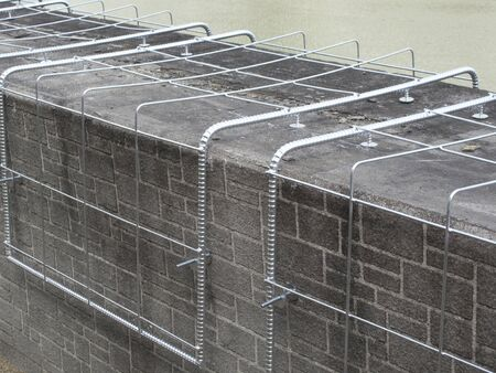 greening: Greening construction of embankment