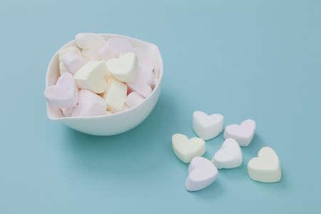 heartshaped: Heart-shaped Marshmallow
