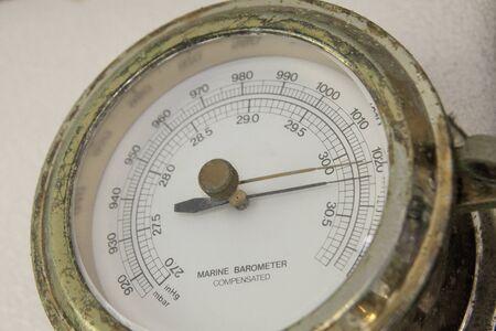 barometer: Vessels barometer