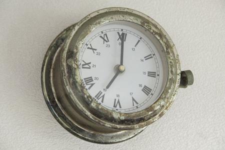 wall clock: Ship wall clock