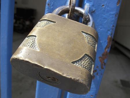 sturdy: Sturdy key of iron door
