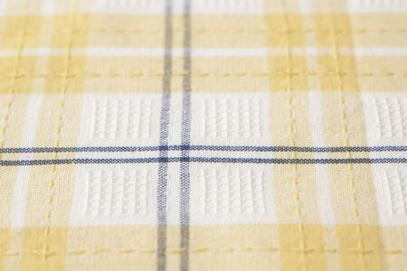 placemats: Plaid placemats