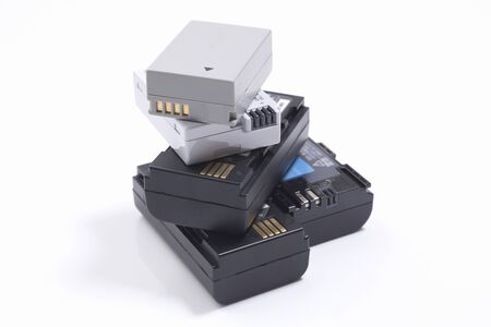 lithium: Various lithium-ion battery