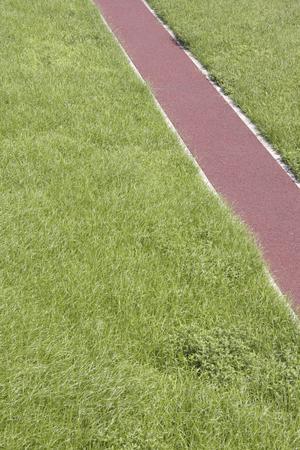 penetration: Sidewalk with rain water permeability Stock Photo