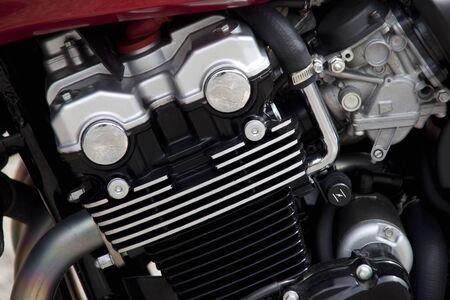engine: Motorcycle engine