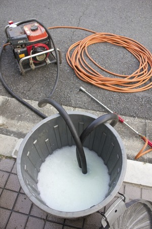 desinfectante: Desinfectante a pulverizar sobre la planta