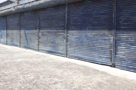 prefabricated: Prefabricated garage