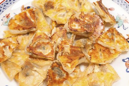bite: Freshly baked bite dumplings