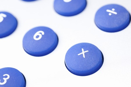 teclado numerico: Hasta el teclado de la calculadora