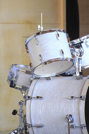 drum set: Drum set Stock Photo