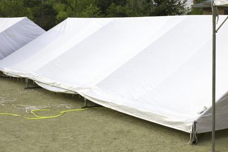 montaje: Preparaci�n Asamblea Tent