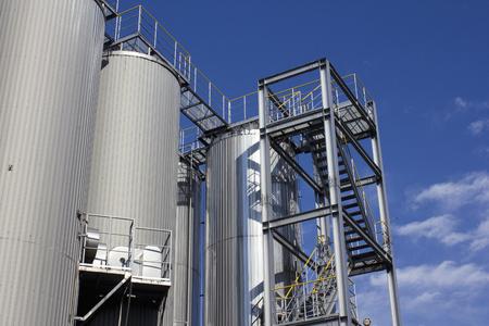 storage: Storage tank factory