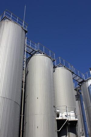 storage tank: Storage tank factory