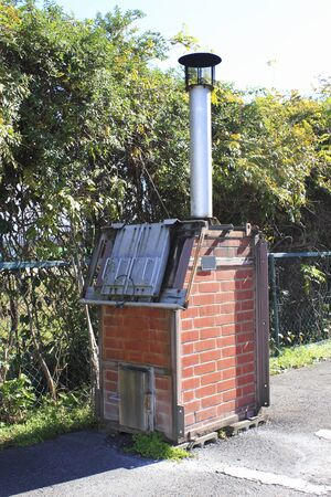 inceneritore: Incinerator brick