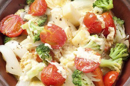 moroccan cuisine: Vegetable tajine