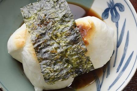 seasoned: Jealousy and seasoned seaweed Stock Photo
