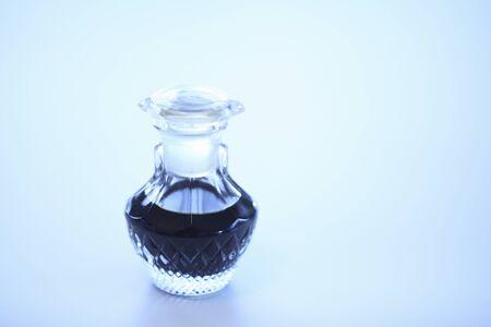 sauce bottle: Soy sauce bottle