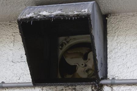 exhaust fan: Factory exhaust fan