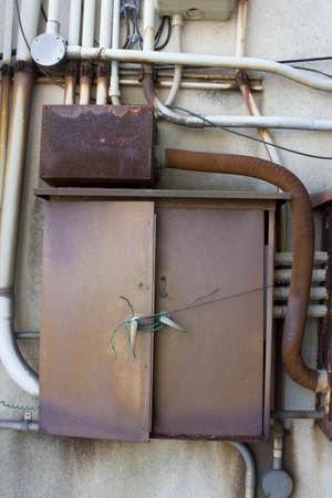 switchboard: The rusty switchboard