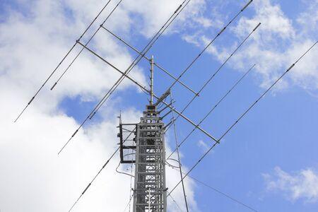 AFICIONADOS: Antenas de radioaficionados