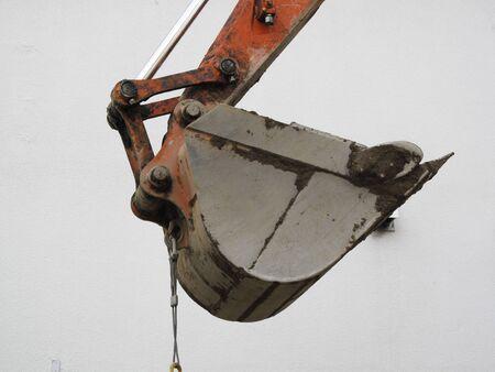 power shovel: