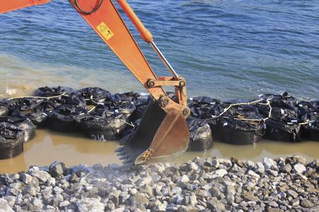 coastal: Coastal construction machinery
