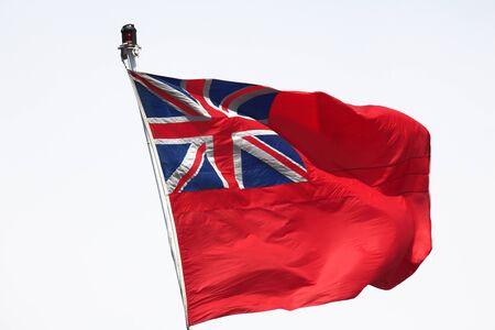 bandera reino unido: Reino Unido buques de bandera de crucero