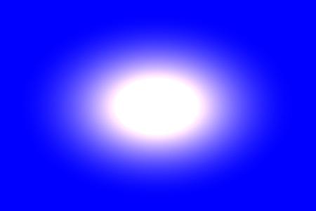 光の CG イメージ