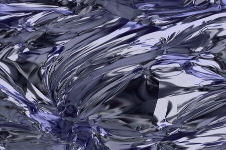 cg: CG image of the metal