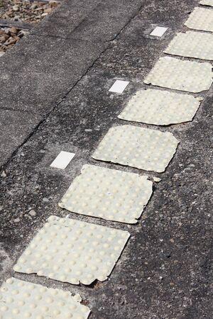 braile: bloque Braille que da�� la estaci�n de casa