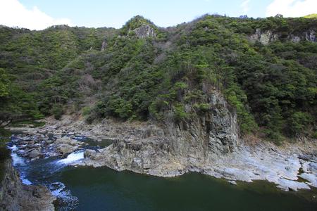 upstream: Landscape of the MUKOGAWA River upstream
