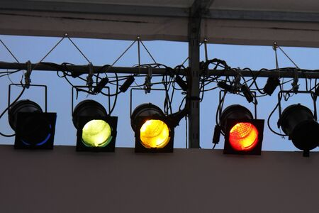 spotlight: Stage spotlight