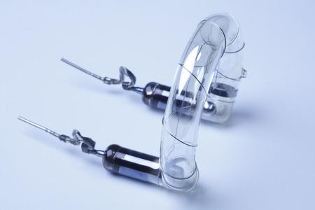 ストロボの発光管