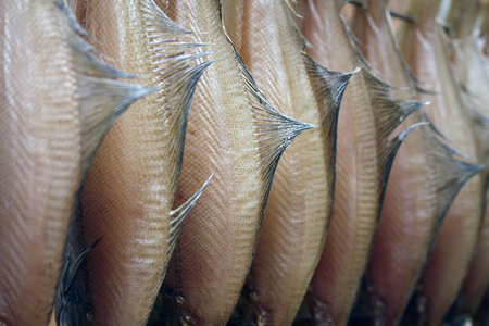 dried fish: Karee of dried fish