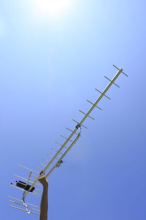 site preparation: Site Preparation of terrestrial digital broadcasting antenna