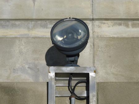 halogen lighting: Lighting equipment for the light-up of the building