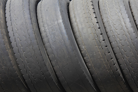 worn: Worn automobile tires