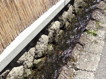 doorstep: Doorstep of life drainage of houses
