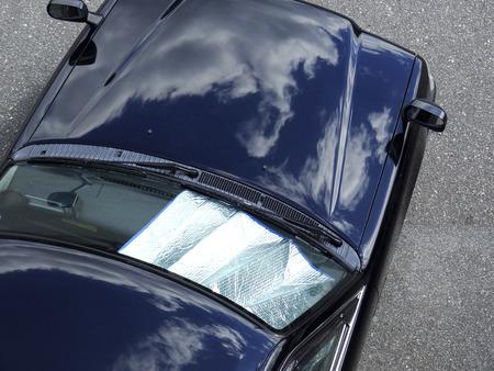 sheet: Car shade sheet