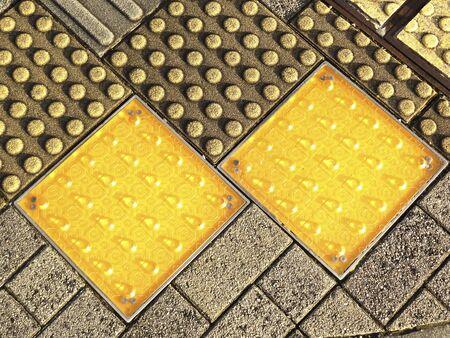 braille: material de goma del bloque Braille