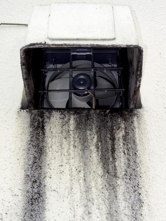 exhaust fan: Restaurant grease exhaust fan
