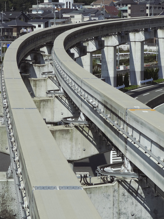 monorail: Osaka Monorail