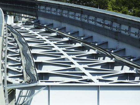 monorail: Osaka Monorail Steel