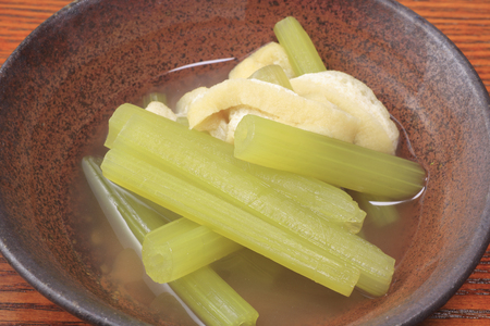 butterbur: Simmered Japanese butterbur