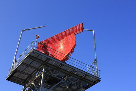 sonar: Laser sonar of Osaka Airport Banque d'images